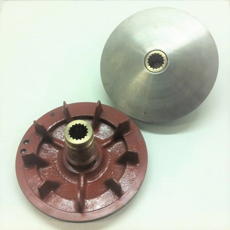 100043-000 Adjustable Motor Disc, 23 Frame
