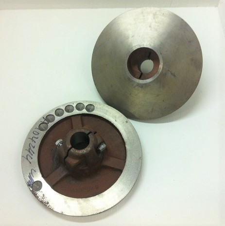 A 104244-000 Stationary Driven Disc, 23 Frame