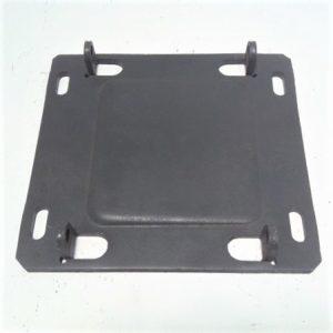 C 132266-000 Base Plate, 6 Frame