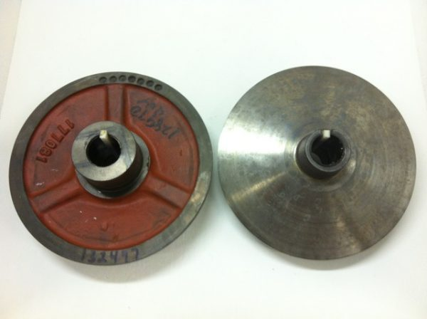 132497-000 Adjustable Driven Disc, 23 Frame