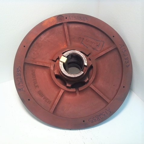 A 132833-000 Adjustable Driven Disc, 54 Frame