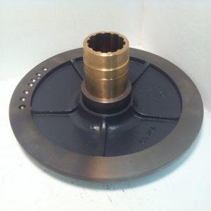 B 159960-000 Adjustable Motor Disc, 54 Frame