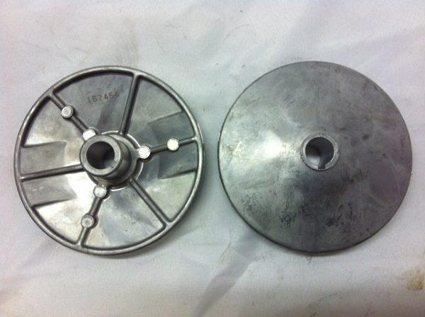 167454-000 Stationary Motor Disc, 1 Frame