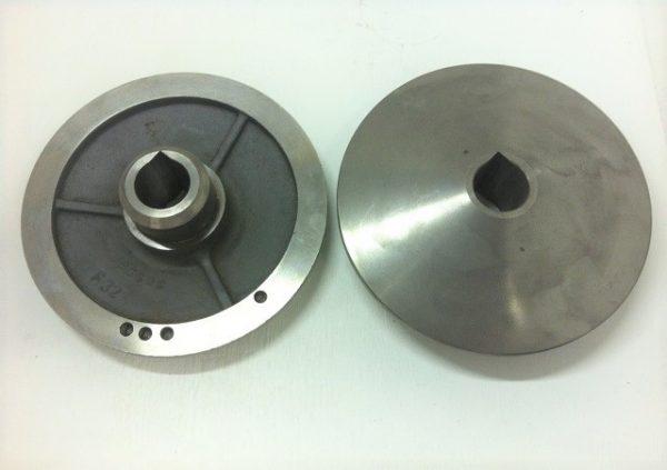 185602-000 Stationary Motor Disc, 25 Frame