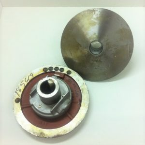 185619-000 Adjustable Motor Disc, 25 Frame