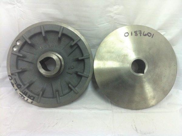 187601-000 Stationary Motor Disc, 15 Frame