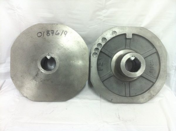 187607-000 Adjustable Driven Disc, 15 Frame