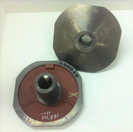 189260-000 Adjustable Driven Disc, 25 Frame