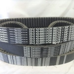 23-2 Varidrive Belt