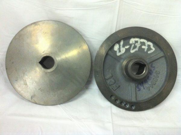 349245-000 Stationary Motor Disc, 6 Frame