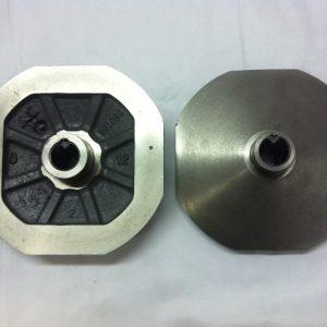 351653-000 Adjustable Driven Disc, 10 Frame