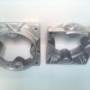 384737-000 Gearbox Adaptor Bracket, 6 Frame