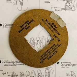 5-66-8452-00 Friction Disc Kit