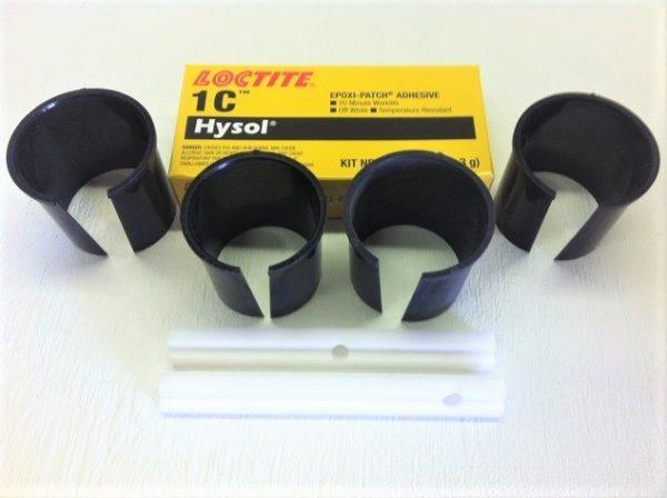 772319-000 V-Key Bushing & Key Kit, 44 Frame