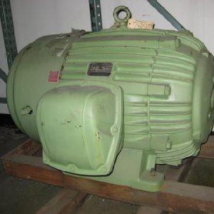7907 US Motors/Emerson, foot mount, explosion proof, 125HP, 1800 RPM, 460V, 444TS