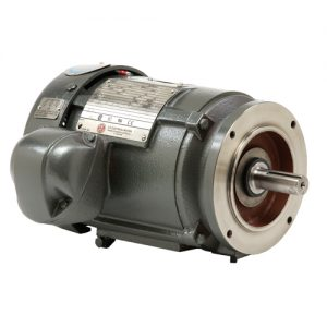 8D1P3G, 1HP, 1200 RPM, 575V, 145T, 841 PLUS, premium efficient, TEFC, 3ph