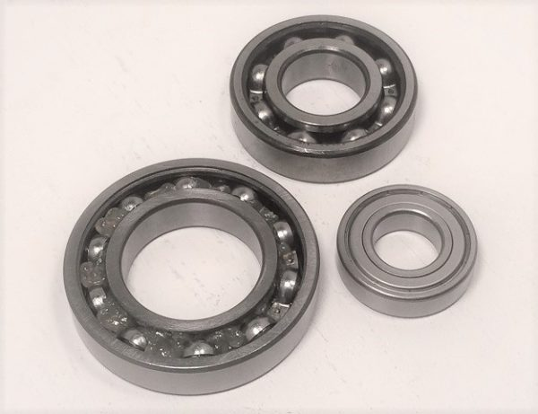 Bearing Kit for E743 & F715 Varidrives, 25 Frame