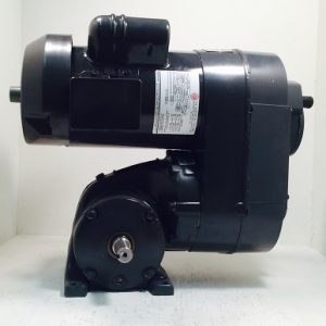 CB96, 1/2HP, 1-48-1 Frame, 115-230V, 1PH, 12-72 RPM, VAM-SEP-GW Type, C-Flow Assembly