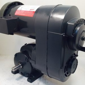CC03, 1/2HP, 1-56-1 Frame, 230-460V, 3PH, 64-364 RPM, VAM-PEP-GW Type, C-Flow Assembly