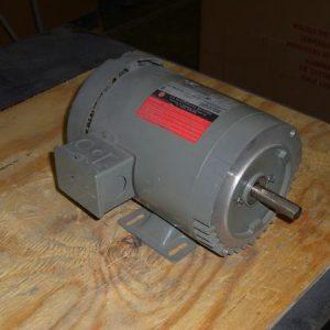 F017 US Motors, C-face foot mount, 1HP, 1745 RPM, 575V, 56C
