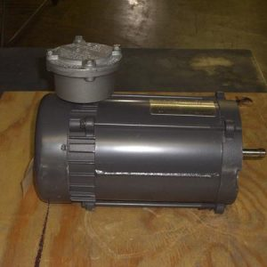 F070 US Motors, C-face single phase, explosion proof, .75HP, 1725 RPM, 115-230V, J56C