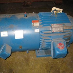 G39180 US Motors, 0-60HZ, 0-1800RPM, blower cooled, 30HP, 1770 base RPM, 230-460V, 286T