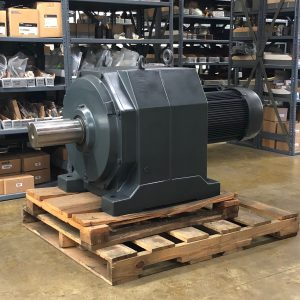 15 or 20HP Browning Gearmotor, 2903 Frame, 13.7 Final RPM