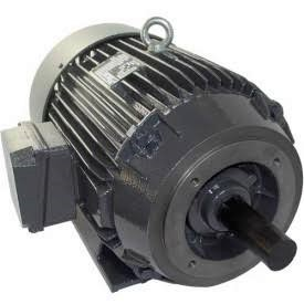 CD2P1EC, 2HP, 3600 RPM, 230/460V, 145TC frame, C-face, CORRO-Duty