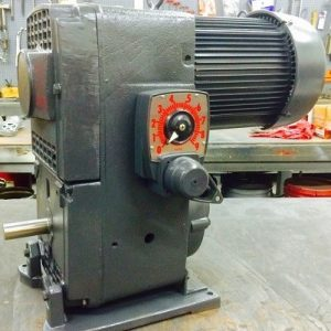 E530-E192, 3HP, 15-182T Frame, 230-460V, 3PH, 500-4000 RPM, VAP-UTEP Type, Z-Flow Gearless Assembly (does not require gearbox), Premium Efficient