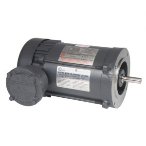 XS34SA2ACR, 3/4HP, 1800 RPM, 208-230/460V, 56C frame, C-face footless, explosion proof, hazardous location