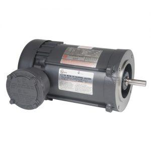 X3P2BCR, 3HP, 1800 RPM, 230/460V, 182TC frame, C-face footless, explosion proof, hazardous location