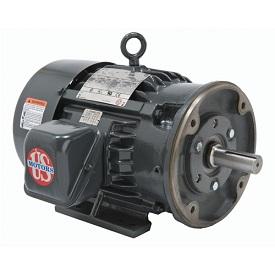 HD2P3EC, 2HP, 1200 RPM, 230/460V, 184TC frame, C-face, hostile duty