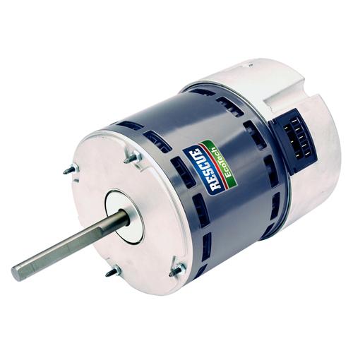 "5522ET, 5.6"" OAO BPM Rescue EcoTech direct drive blower motor, 1/3HP, 1075 RPM, 115/208-230V, 48Y frame"