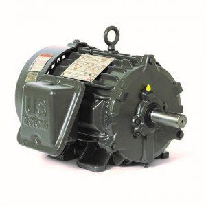CD5P3E, 5HP, 1200 RPM, 230/460V, 215T frame, CORRO-Duty