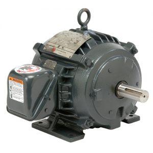 HVW2V3E6, 2HP, 1800 RPM, 230/460V, 184T frame, TEAO cooling tower duty