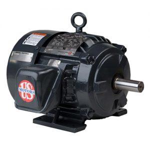 HW2V2E2, 2HP, 1800 RPM, 230/460V, 145T frame, TEFC cooling tower duty