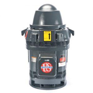 HO200V2SLH, 200HP, 1800 RPM, 460V, H445TPA, 3PH, WPI, Inverter Duty Vertical Holloshaft