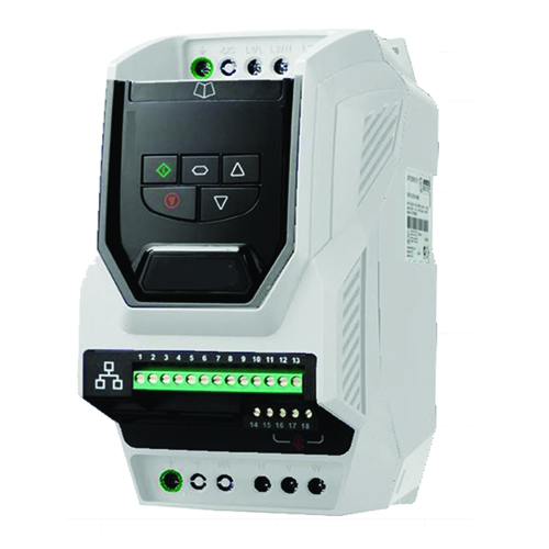 AD07E1104310002 ACCU-SERIES AD700E VFD, IP20