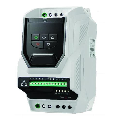 AD07E1204310102 ACCU-SERIES AD700E VFD, IP20