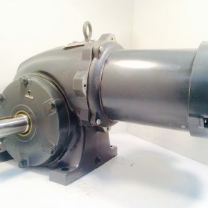 E190PE-344116-F329 Gearmotor, 2HP, 50 ratio, 35 RPM, 145T-20, F-1