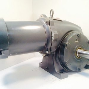 E190PE-344116-F331-F2 Gearmotor, 2HP, 60 ratio, 29 RPM, 145T-20, F-2