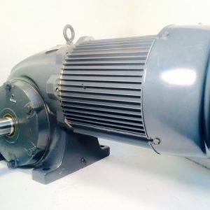 E194PE-F319 Gearmotor, 5HP, 10 ratio, 175 RPM, 184T-20, F-1