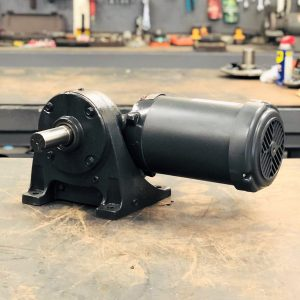 CE86-E468 Gearmotor, .33HP, 285 ratio, 6 RPM, 56-6, F-1