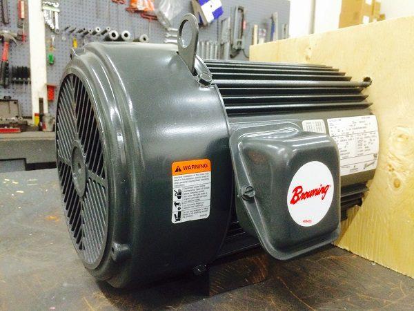 G84980, 7.5HP, 1800 RPM, 208-230/460V, 213T Frame, 3PH, TEFC, Premium Efficient, Inverter Duty, Replaces E497