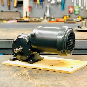 CE87-E428 Gearmotor, .50HP, 7.5 ratio, 230 RPM, 56-6, F-1
