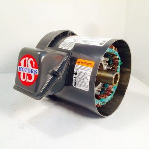 E180, 1/2HP, 1800 RPM, 208-230/460V, 56 Frame, 3PH, TEFC, Model# CE87