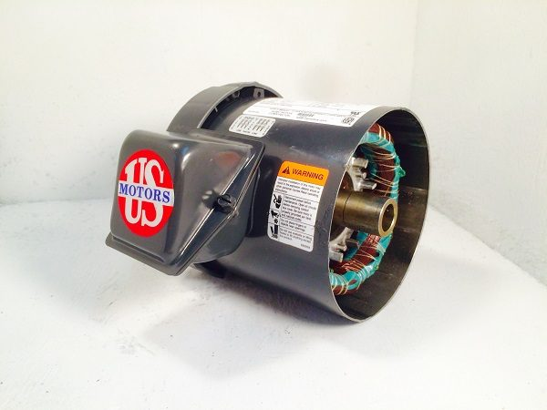 E177, 1/3HP, 1800 RPM, 208-230/460V, 56 Frame, 3PH, TEFC, Model# CE86