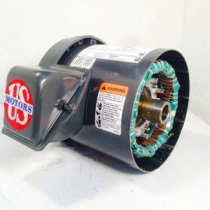 E183, 3/4HP, 1800 RPM, 208-230/460V, 56 Frame, 3PH, TEFC, Model# CE88
