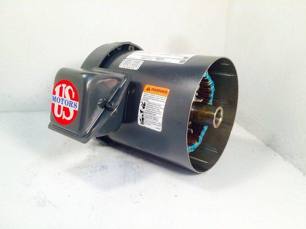 E186PE, 1HP, 1800 RPM, 208-230/460V, B56/143T Frame, 3PH, TEFC, Premium Efficient, Model# FN97, Replaces E186, CE89