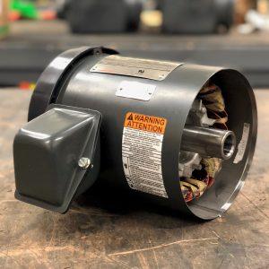 RD0002, 1/2HP, 1800 RPM, 208-230/460V, 56 Frame, 3PH, TEFC, Replaces E180